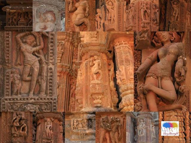 the love temple, rajarani temple odisha