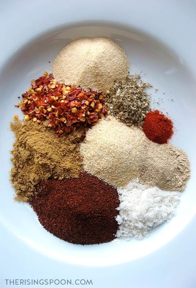 Easy & Cheap Homemade Spicy Taco Seasoning Mix