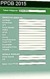 tampilan aplikasi PSB