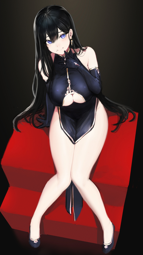 Download Wallpaper Sexy Chinese Anime Girl - Wallpaper