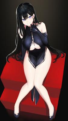 Chinese Anime Girl - Arte Wallpaper