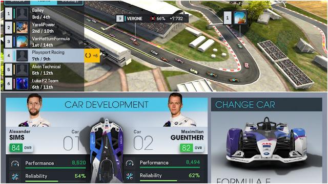 5. Gadi Wala Game: Motorsport Manager