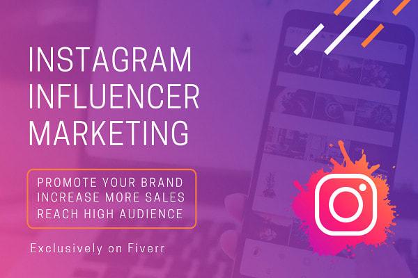 Instagram influencer marketing for your niche brand - #instagramgrowth #makemoneyonline