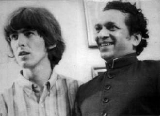 ラヴィ・シャンカル死去 ビートルズに与えた影響