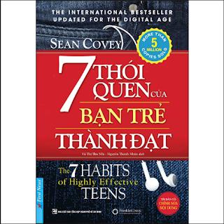 7 Thói Quen Của Bạn Trẻ Thành Đạt (Tái Bản 2020) ebook PDF-EPUB-AWZ3-PRC-MOBI