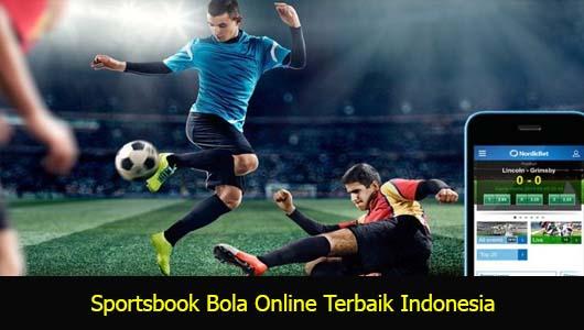 Sportsbook Bola Online Terbaik Indonesia