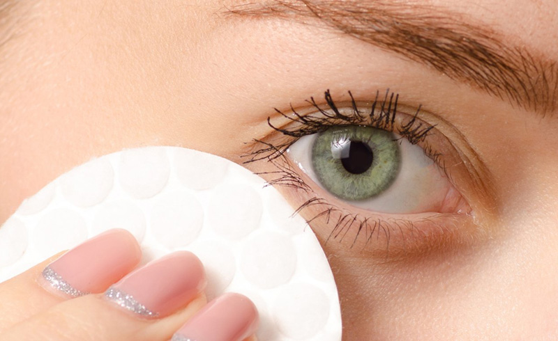 It's probably time to clean your makeup removing pads
