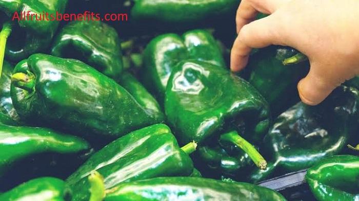 Benefits of poblano pepper