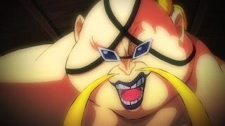 ワンピースアニメ 987話 ワノ国編   ONE PIECE クイーン