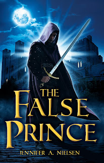 The False Prince: Book 1 of the Ascendance Trilogy front cover