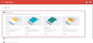 Cara Pasang Unit iklan Adsense Admob Pada App Android
