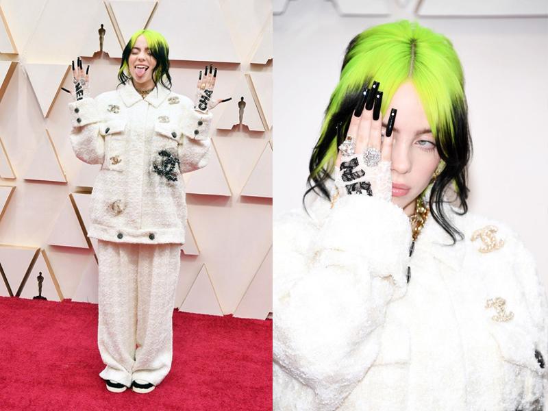 Billie Eilish The Oscars 2020