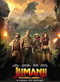 Download Film Jumanji: Welcome to the Jungle Subtitle Indonesia