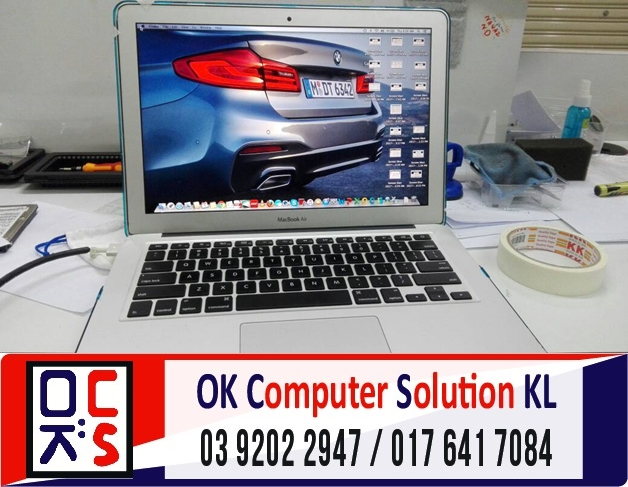 [SOLVED] KEYBOARD MACBOOK AIR A1465 ROSAK | REPAIR MAC CHERAS 1
