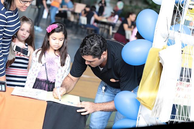 Taguatinga Shopping recebe Feira do Livro do colégio Leonardo da Vinci