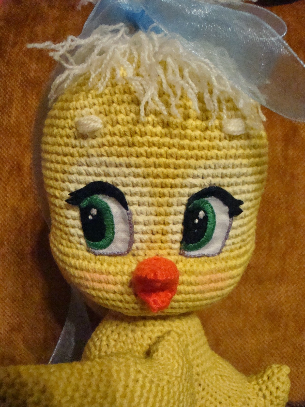 яркий мир рукоделия вышиваем глазки для вязаных игрушек