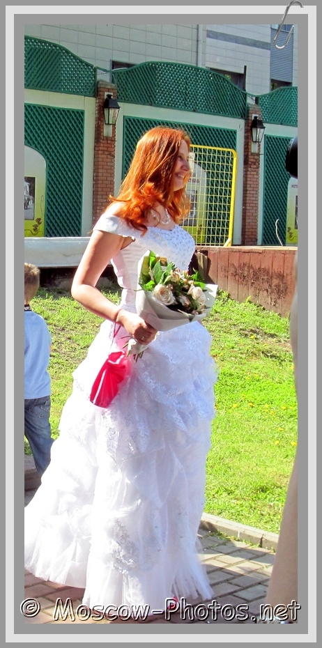 Red Haired Russian Runaway Bride