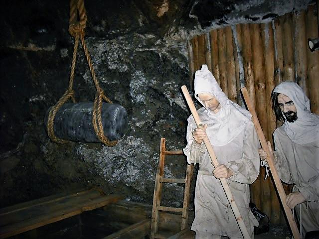 Www Wiersze Wycieczki Wspomnienia Kopalnia Soli W Wieliczce