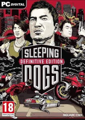 Capa do Sleeping Dogs: Definitive Edition