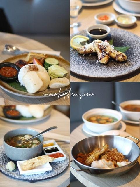 Menu Makan Siang di Hotel Aveon Yogyakarta