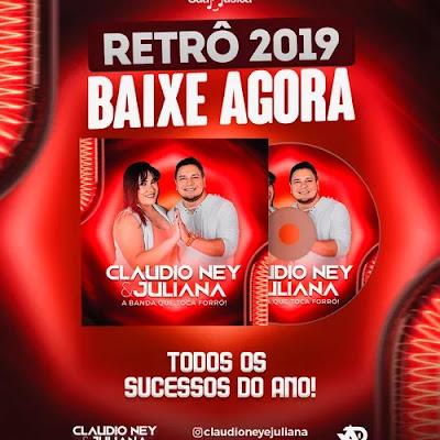 Claudio Ney e Juliana - Retrô - Dezembro - 2019