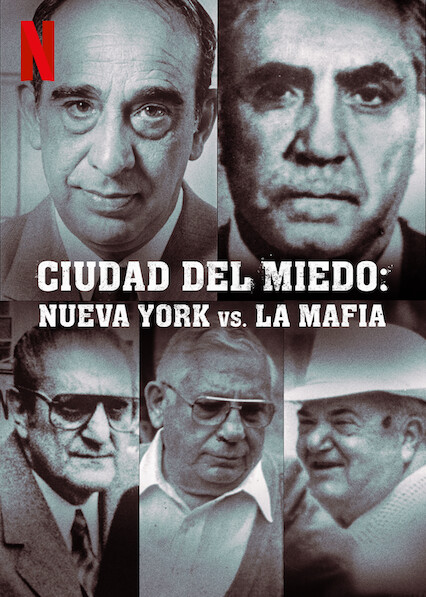 Fear City: New York vs The Mafia (2020) Temporada 1 NF WEB-DL 1080p Latino