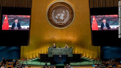 Di Sidang PBB, Presiden China Ungkap Munculnya Virus Corona Akibat Kutukan