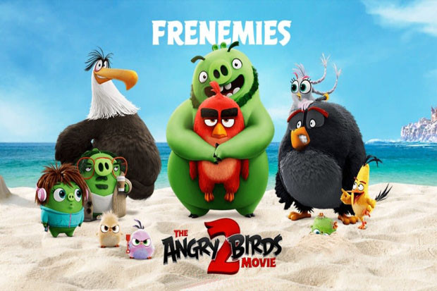 The Angry Birds Movie 2 (2019) 240p 360p 480p 720p 1080p HDRip Subtitle Indonesia