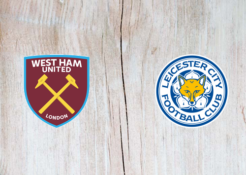 West Ham United vs Leicester City -Highlights 28 December 2019