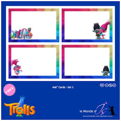 trolls frames
