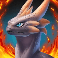 DragonFly: Idle games - Merge Dragons & Shooting Unlimited (Gold - Diamonds) MOD APK