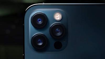 كاميرا هاتف آيفون iPhone 12 Pro Max