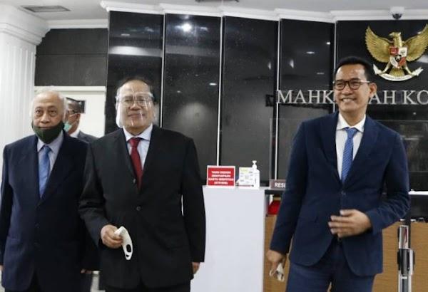 Pekan Depan, MK Gelar Sidang Gugatan Presidential Threshold Rizal Ramli