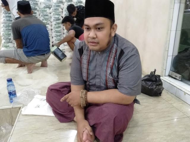Para Pejuang Masjid At-Taubah Sengkang Siapkan Santunan