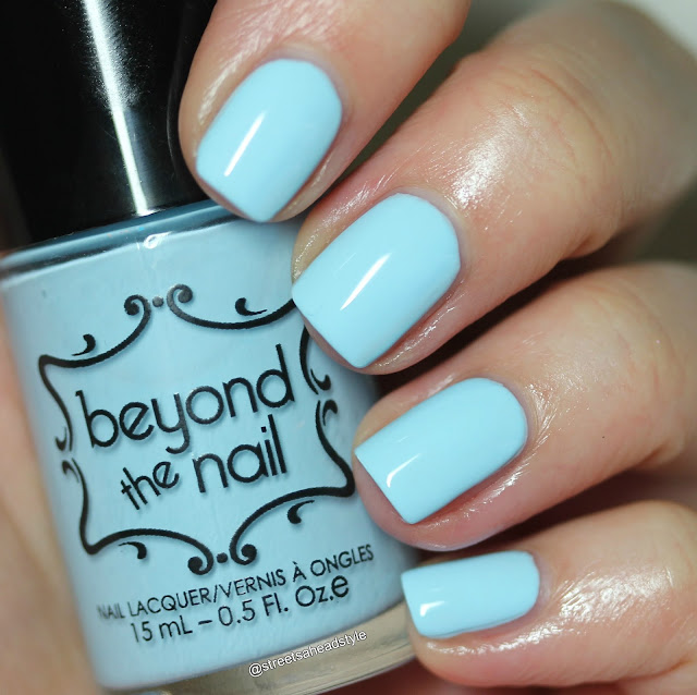 Beyond the Nail Sizzling Sky