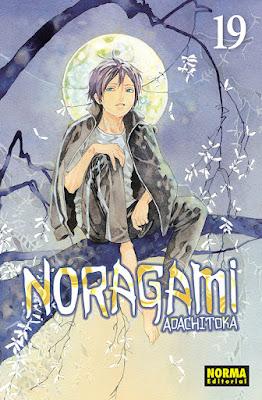 """Manga: Review de """"Noragam"""" Vol. 19 de Adachitoka - Norma Editorial"""