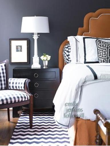 Belle Maison Color Trend Navy Blue