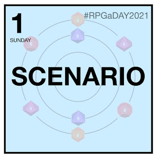 RPGaDAY2021 Day 1