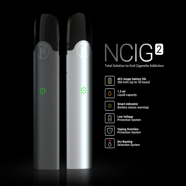 NCIG2 Total Solution Bebas Merokok