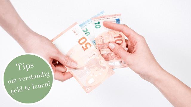 Tips om geld te lenen!