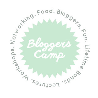 Logo Bloggers Camp