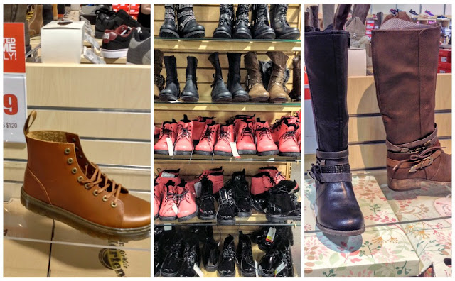 Men's, Ladies', and kids' shoes at Gordmans