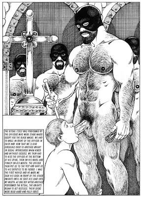 gay erotica comics