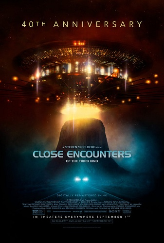 Film Close Encounters of the Third Kind 2017 Bioskop
