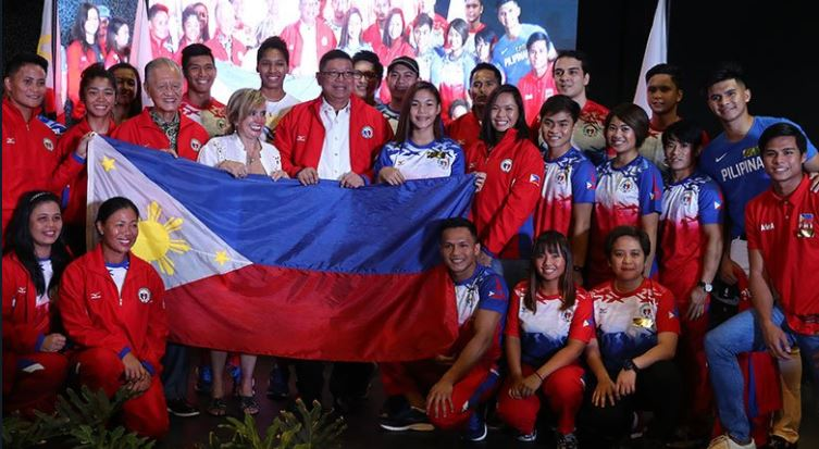 Team Philippines SEA Games 2017