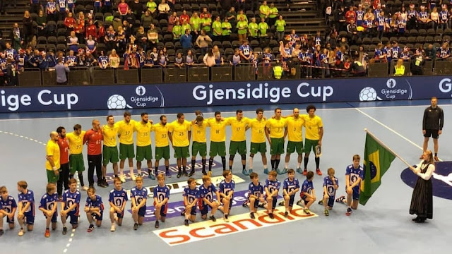 After Failure In Lima 2019 Cbhb Calls Men S Handball Team