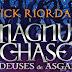 Resenha: Magnus Chase e os deuses de Asgard - A Espada do Verão de Rick Riordan