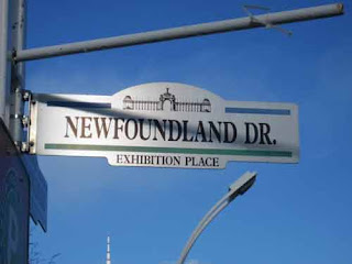 Newfoundland Drive At Exhibition Place