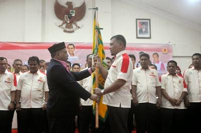 Muzakkir Zulkifli, Ketua Umum KONI Kabupaten Bireuen