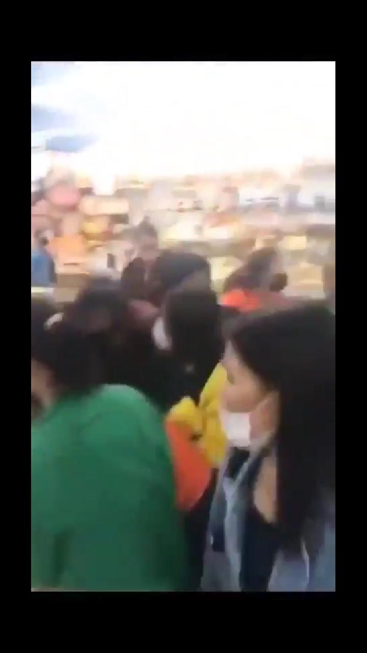 Wuhan Kian Memprihatinkan, Warga Menjarah Makanan di Pusat Perbelanjaan